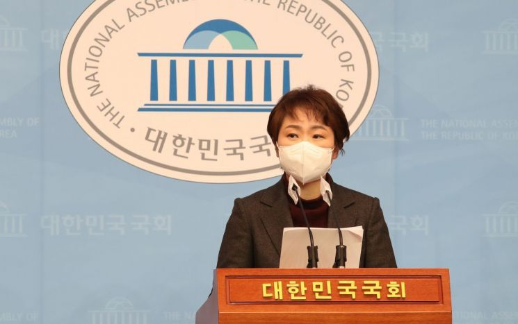 이언주 국민의힘 예비후보 / 사진=연합뉴스
