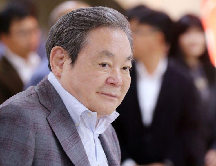 고(故) 이건희 삼성전자 회장./사진=연합뉴스