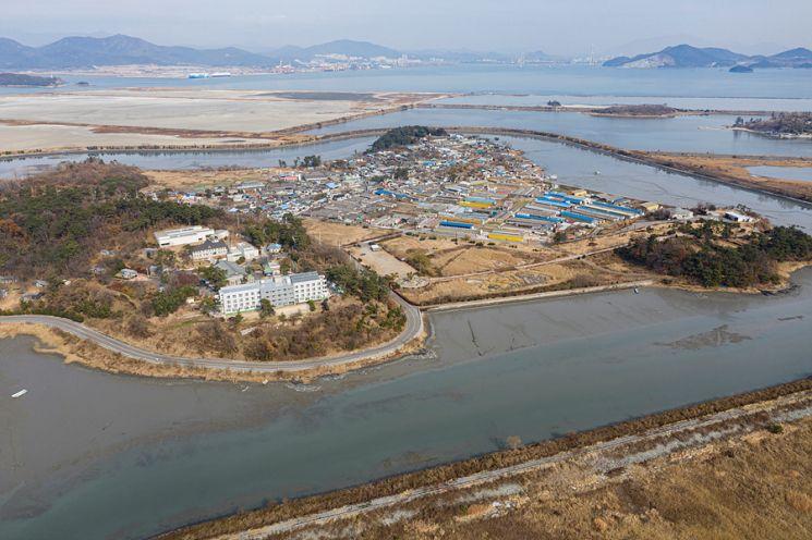 여수시 도성마을, 취약지역 생활여건 개조사업 선정…22억 투입