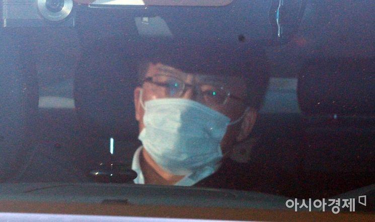 [포토] 출근하는 조남관 대검차장