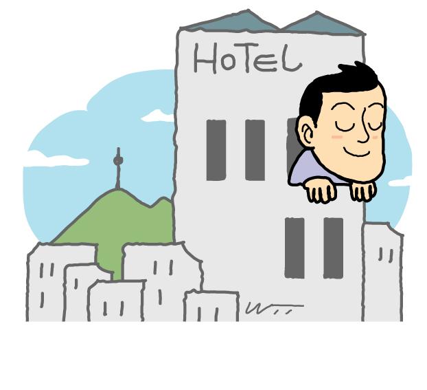 하루 9만원 꼴…서울 특급호텔서 한달살이
