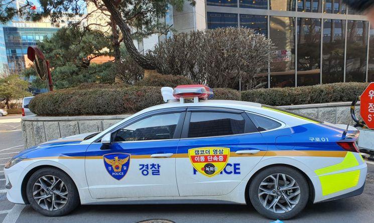 캠코더 이동단속 순찰차./서울경찰청 제공