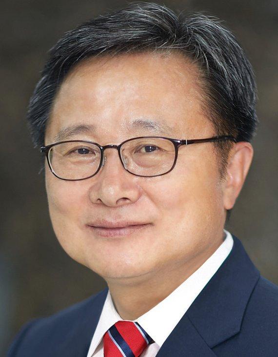 전호환 동명대학교 신임 총장 내정자.