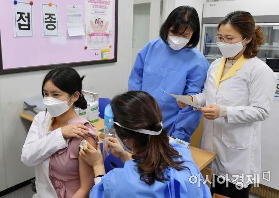정부, '백신휴가비 지원법' 재검토 요청