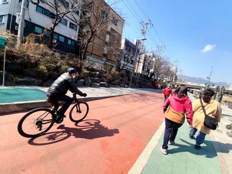 강북구 모든 구민 자전거 보험 혜택