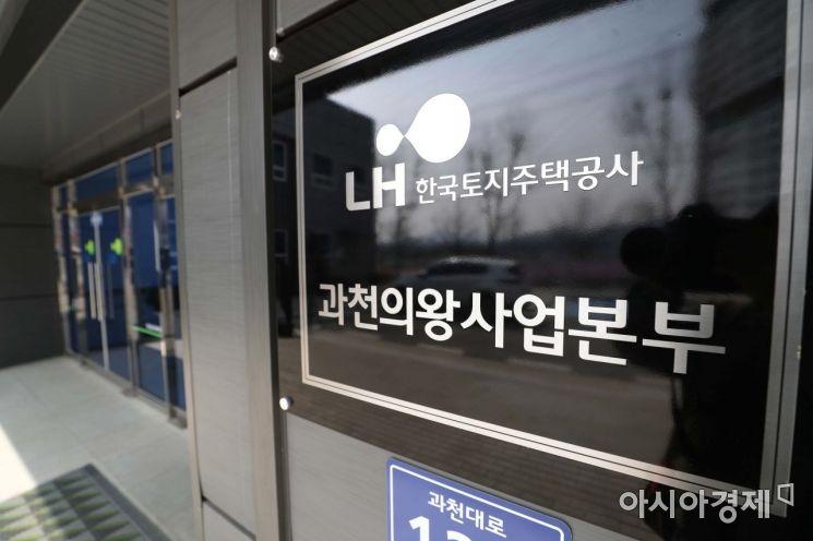 [포토]'땅 투기 의혹' 한국토지주택공사 전방위 압수수색