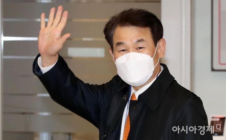 정은보 신임 금융감독원장