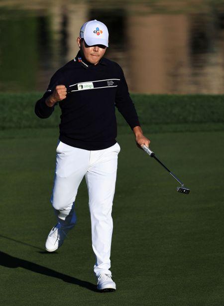 김시우가 임성재와 함께 일본 도쿄올림픽 남자 골프에 출전한다.