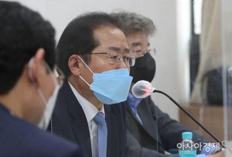 홍준표 무소속 의원 /윤동주 기자 doso7@