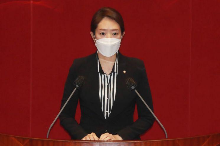 고민정 더불어민주당 의원. [이미지출처=연합뉴스]