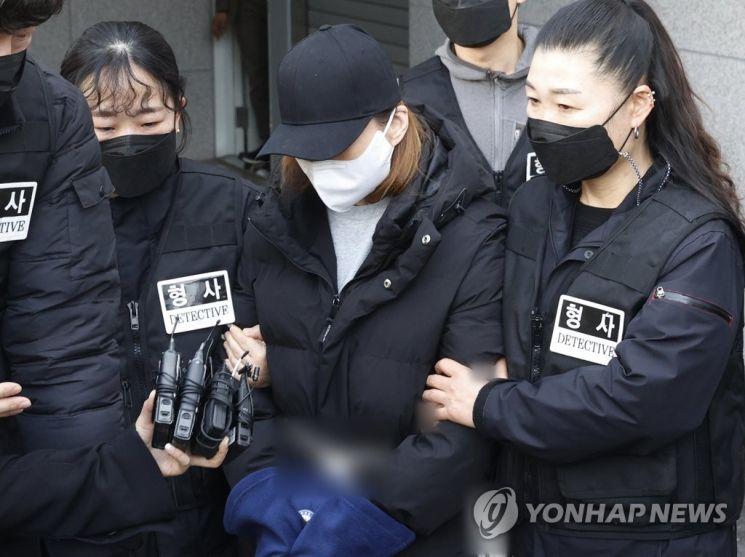 구미 3세 여아 친모로 밝혀진 석모(48) 씨 검찰 송치 / 사진=연합뉴스