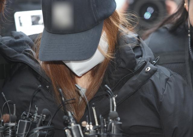 사망한 구미3세 여아의 친모 석모씨. [이미지출처=연합뉴스]