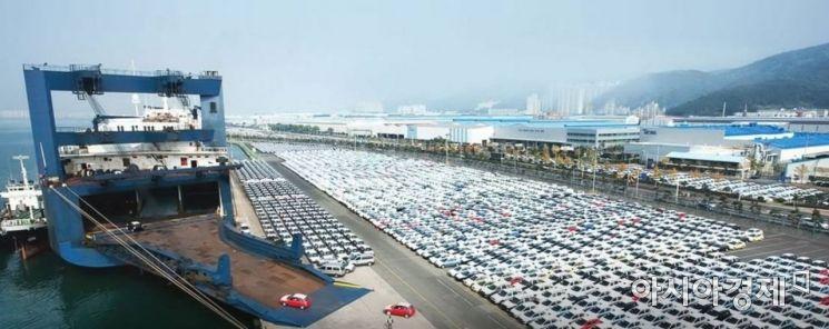 현대차 울산 공장 모습.(사진=아시아경제 DB)
