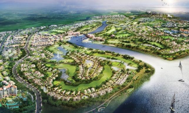 '해남 솔라시도' 기업도시' 골프장 개발자금 350억 조달