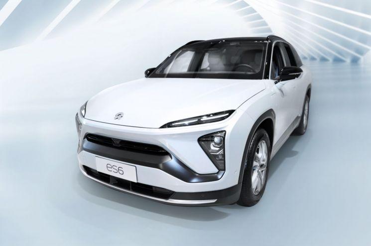 한국타이어, 中 전기차 기업 니오에 신차용 타이어 공급