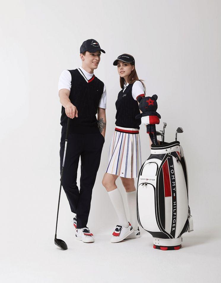 '골린이' 늘면서 매출도 쑥…골프에 공들이는 패션업