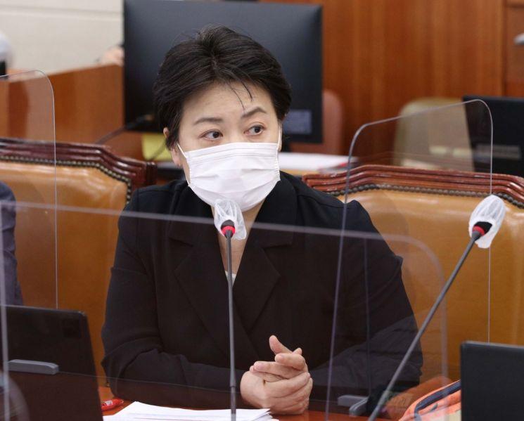 윤희숙 국민의힘 의원. [이미지출처=연합뉴스]