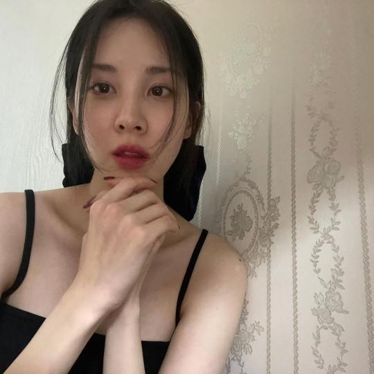 [포토] 서현 '청순 미모'
