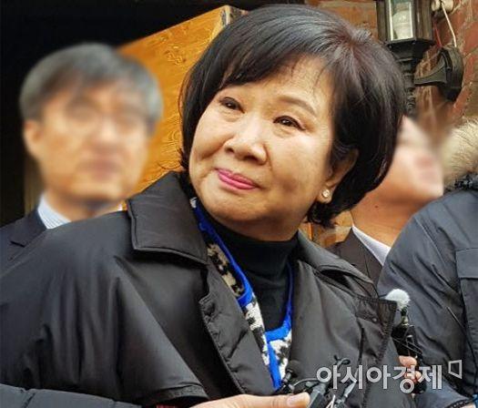 손혜원 전 열린민주당 의원.