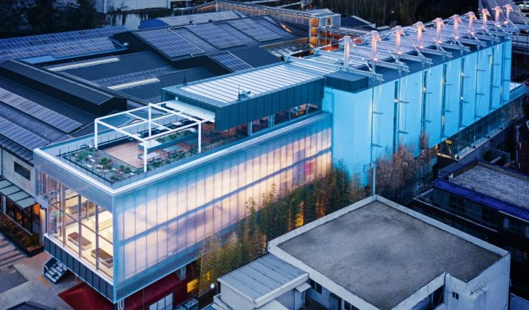 현대차, '현대모터스튜디오 부산' 개관