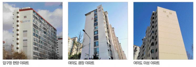 [르포]'선거 하루 만에'… 여의도·압구정 재건축 단지 호가 2~3억 훌쩍
