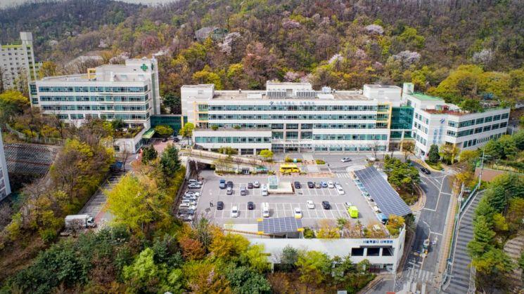 서북병원 전경