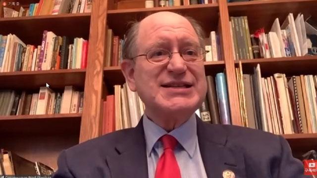 美의회, 포괄적 한반도 평화선언 결의안 발의