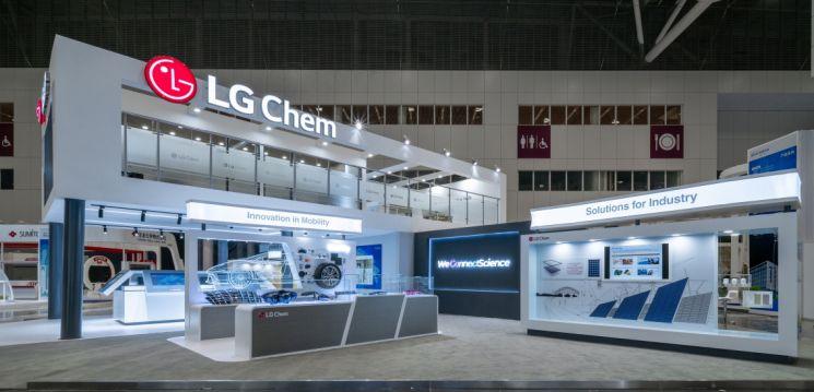 LG화학, 친환경 소재로 중국시장 공략 가속화