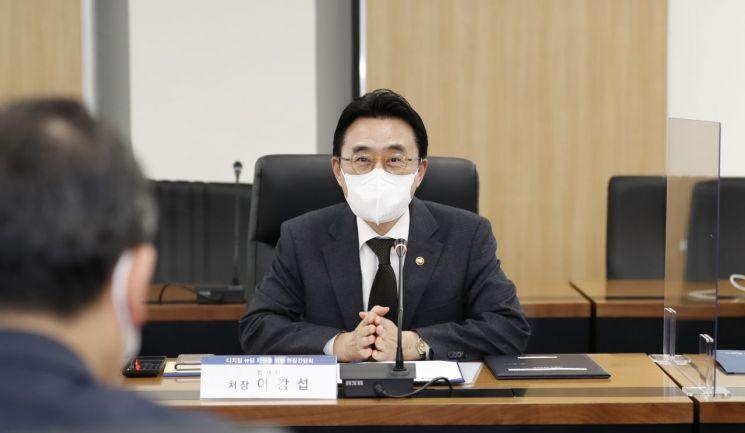이강섭 법제처장.(이미지 출처=연합뉴스)