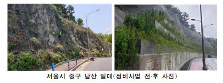 서울시, 6월까지 산사태 취약지역 81개소 예방사업…114억 투입