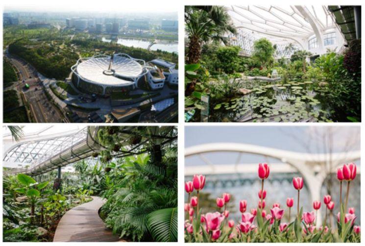 서울식물원, 개방 2년 반만에 방문객 1000만명 돌파