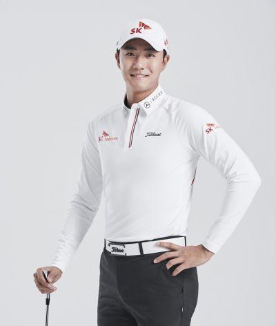 '넘버 2' 김한별이 코리안투어 2021시즌 개막전 DB손해보험 프로미오픈에서 기선제압에 나섰다.