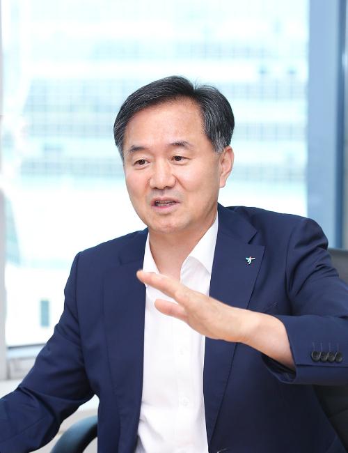 박지환 하나금융투자 IB1그룹장(부사장)