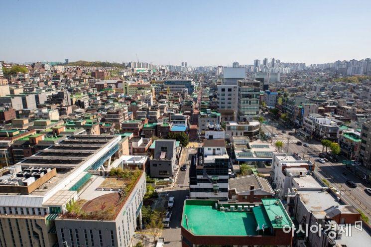 서울 강북구 미아역 인근 일반주거지역./강진형 기자aymsdream@