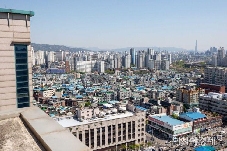 서울 주택가