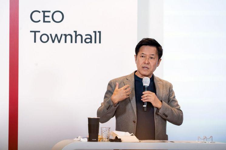 박정호 SK텔레콤 CEO