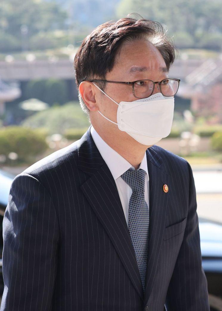 박범계 법무부 장관. [이미지출처=연합뉴스]