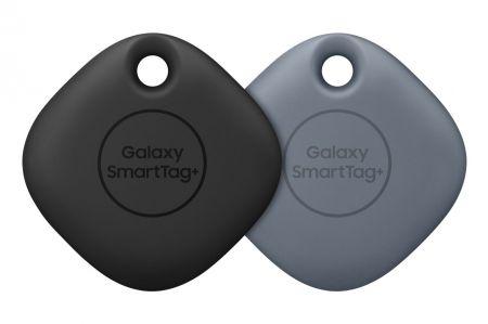 삼성전자는 16일 업그레이드 버전인 갤럭시 스마트태그+를 국내에 출시한다고 발표했다. 색상은 블랙과 데님블루 두 가지다.