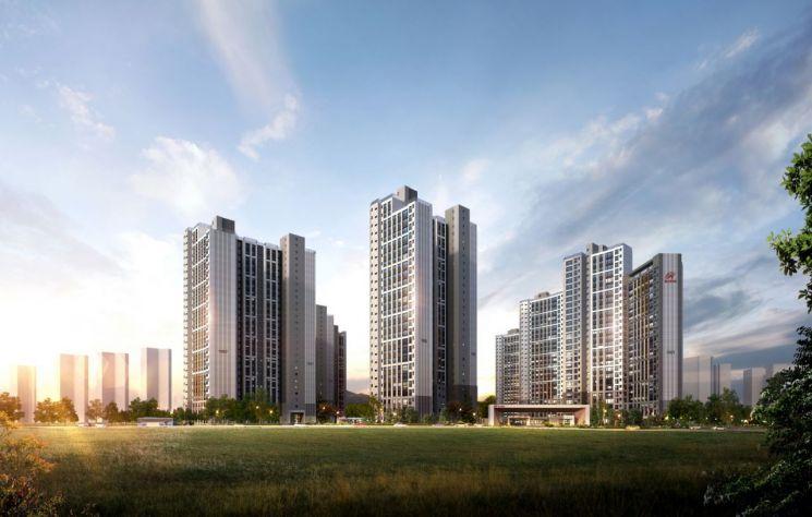 현대엔지니어링, '힐스테이트 모종 네오루체' 16일 견본주택 개관