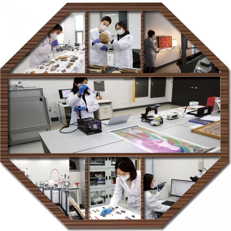 국립문화재연구소 문화재분석정보센터