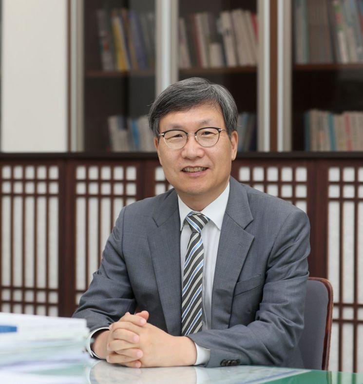김승기 대한전문건설협회 중앙회 상임부회장.