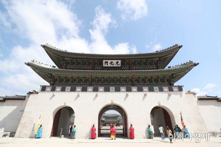 [포토]서울 파란 하늘