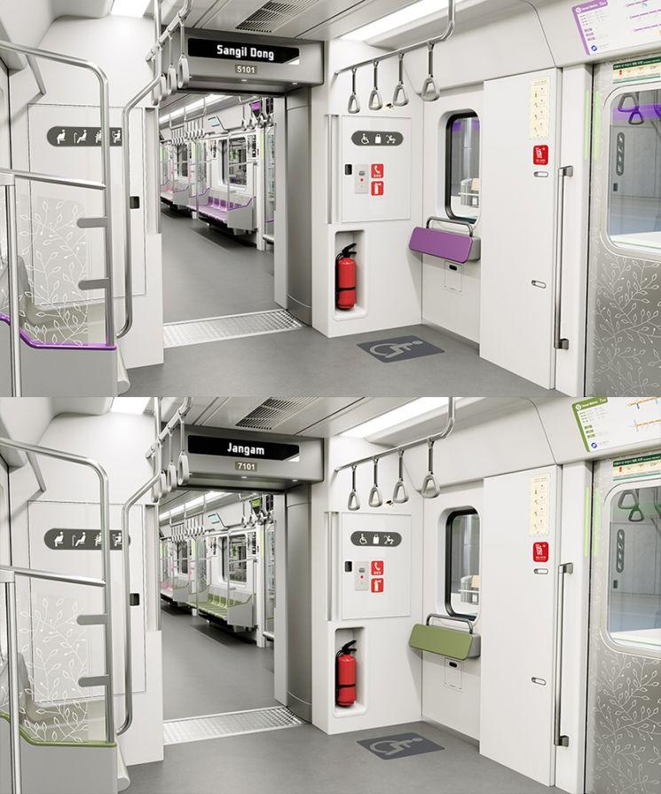 서울지하철, 교통약자 위한 모바일서비스 신설… 신규 전동차엔 무장애 인증