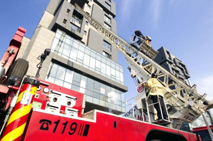 서울시, 시내 559개동 모든 주상복합아파트 '화재 안전대책' 추진