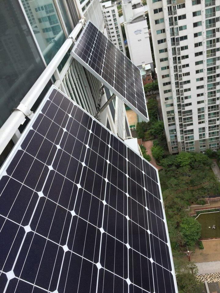 구로구, 태양광 미니발전소 설치 지원