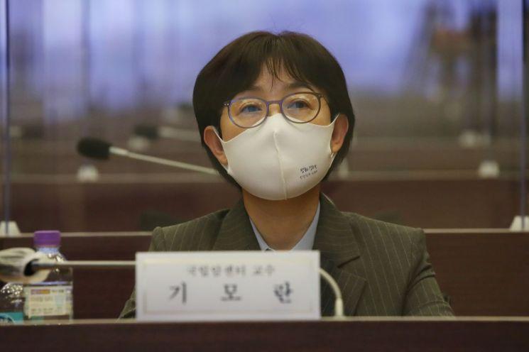 청와대 첫 방역기획관으로 발탁된 기모란 국립암센터 교수. [이미지출처=연합뉴스]