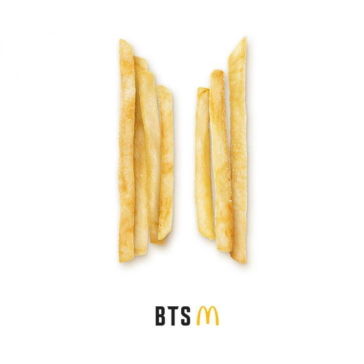 맥도날드, 방탄소년단과 손잡고 'The BTS 세트' 출시