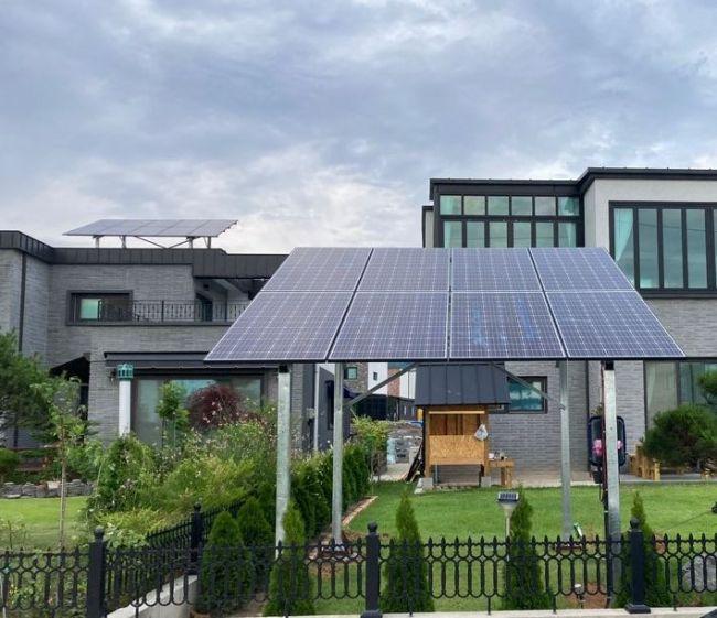 장성군 '신재생에너지보급 주택지원사업' 추진