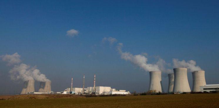 체코의 투코바니 원자력 발전소 전경 [이미지출처=로이터연합뉴스]
