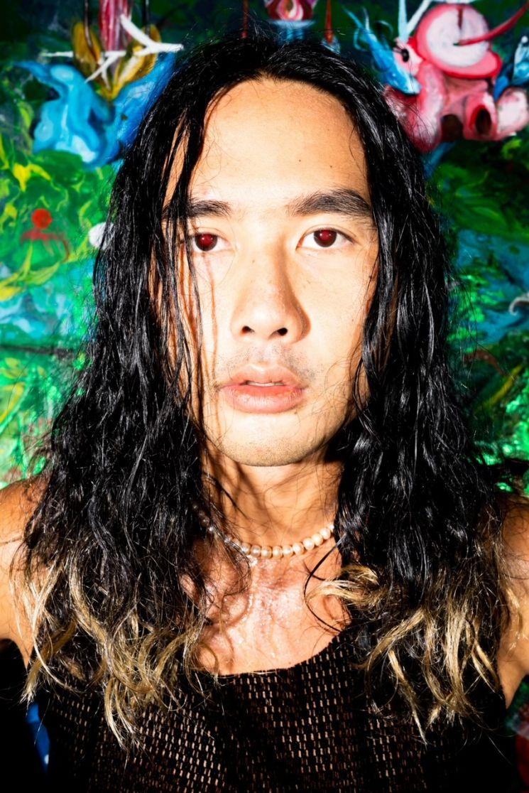 태국 현대미술가 아룬나논차이.(사진=국제갤러리)